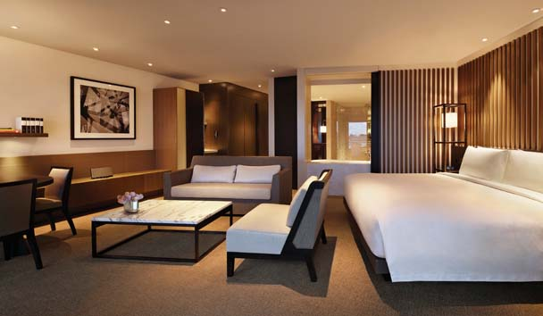 Harbour Deluxe Room