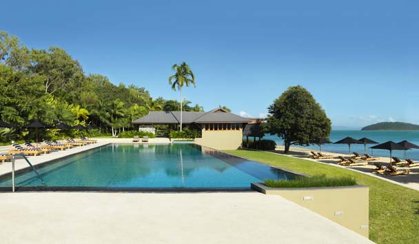 Qualia, Great Barrier Reef: Outdoor Pool