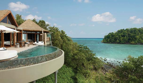 Song Saa Private Island: Two Bedroom Villa with Private Pool