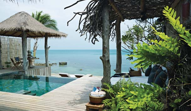 Song Saa Private Island: One Bedroom Villa with Secluded Pool