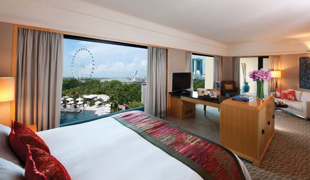 Mandarin Oriental, Singapore: Ocean Grand Room