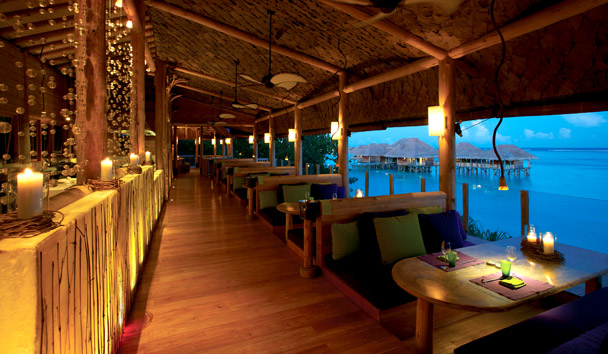 Gili Lankanfushi: By The Sea Restaurant