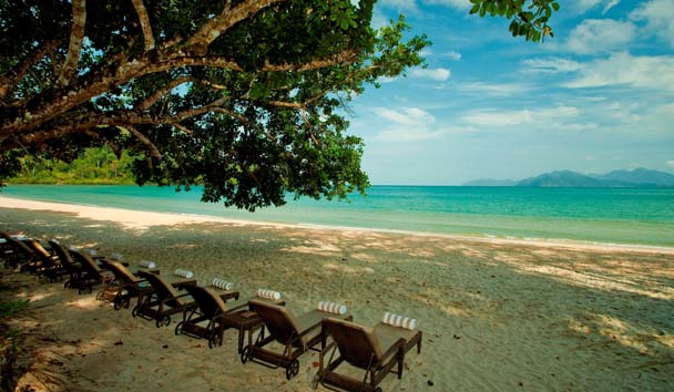 The Datai: Datai Bay Beach