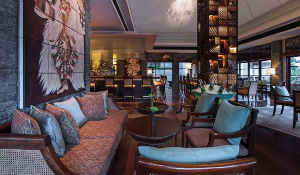 The St. Regis Bali Resort: King Cole Bar