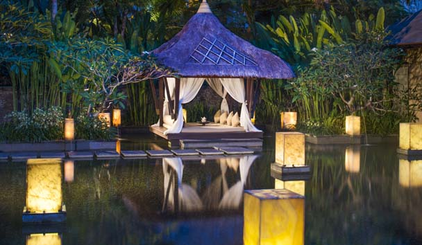 The St. Regis Bali Resort: Remade Spa Bale Bengong
