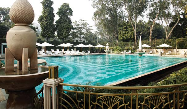 The Imperial: Outdoor Pool