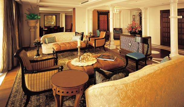 The Oberoi Amarvilas: Kohinoor Suite