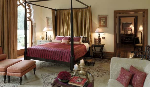 Rambagh Palace: Grand Presidential Suite