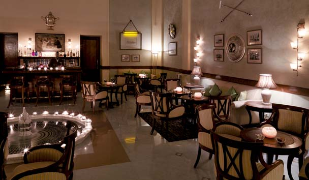 Rambagh Palace: Bar and Lounge