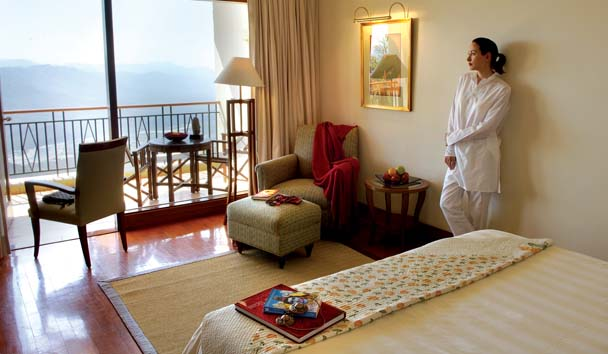 Ananda in the Himalayas: Guest Room