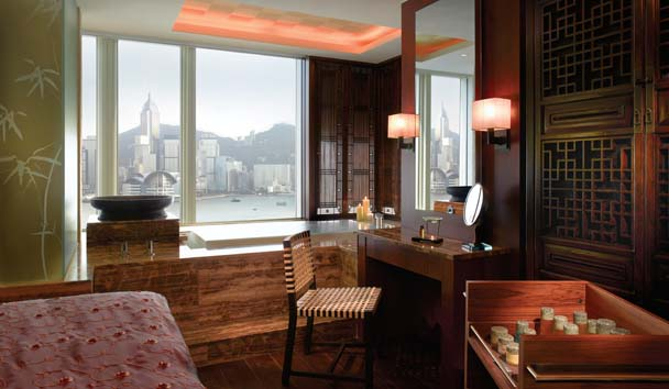 The Peninsula Hong Kong: Private Spa Suite