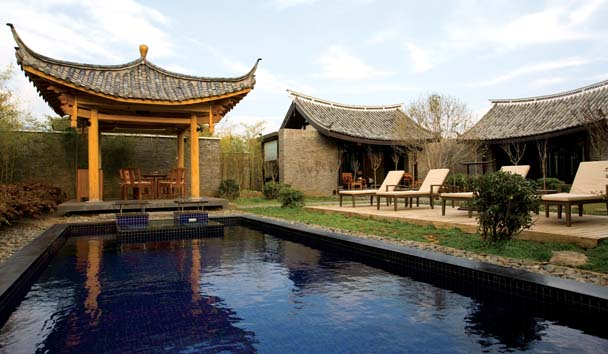 Banyan Tree Lijiang: Two Bedroom Villa