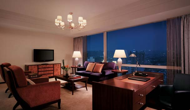Shangri-La Hotel Chengdu: Executive Suite