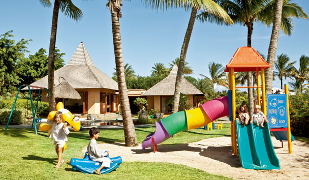 Children's club at Shanti Maurice a Nira Resort