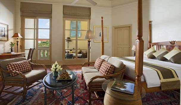 Raffles Grand Hotel d'Angkor: Personality Suite