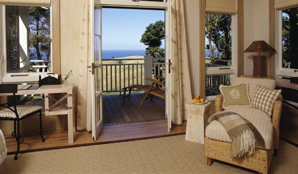 Kauri Cliffs: Deluxe Suite