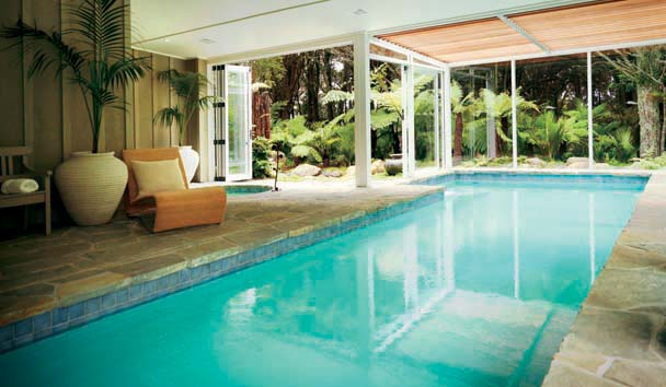 Kauri Cliffs: Indoor Pool