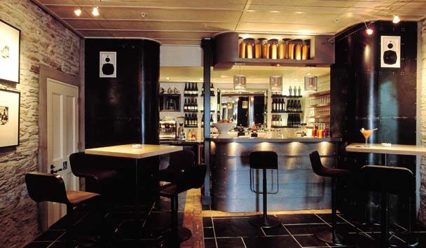 Eichardt's Private Hotel: Bar and Lounge