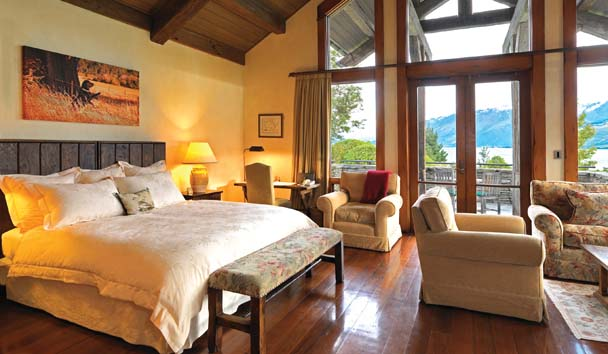 Blanket Bay: Lodge Suite