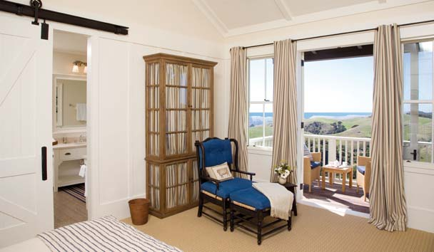 The Farm at Cape Kidnappers: Hilltop Suite