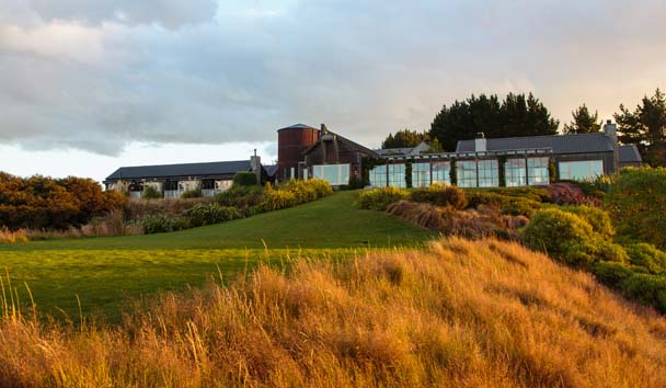 The Farm at Cape Kidnappers: Lodge Exterior