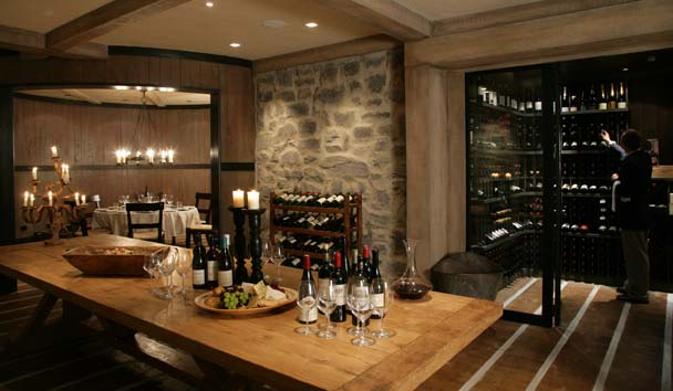 The Farm at Cape Kidnappers: Wine Selection