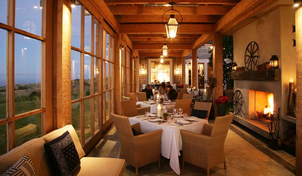 The Farm at Cape Kidnappers: Dining Room