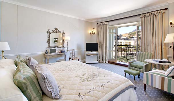 Cape Grace: Table Mountain Luxury Room