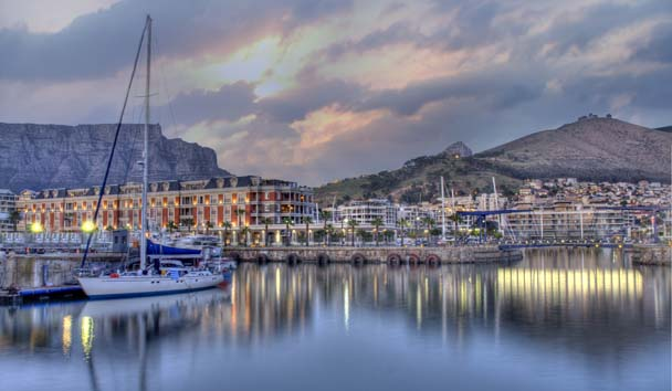 Cape Grace: Cape Town Overview