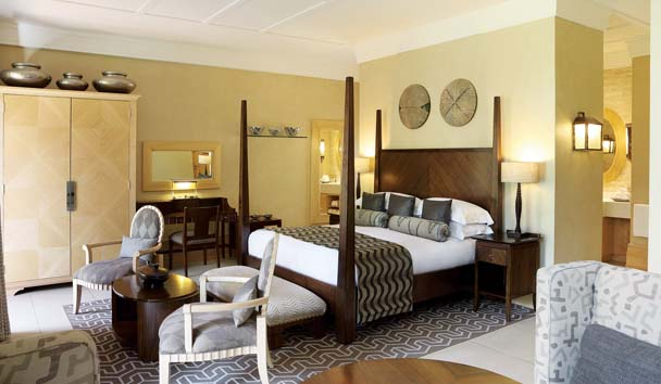 Saxon Hotel, Villas & Spa: Executive Luxury Room
