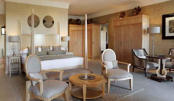 Saxon Hotel, Villas & Spa: Executive One Bedroom Suite
