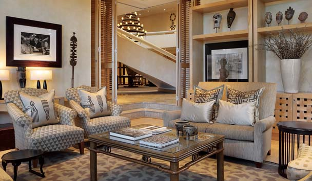 Saxon Hotel, Villas & Spa: Lounge