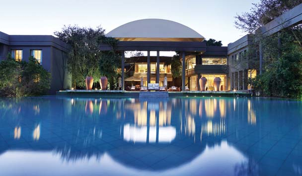 Saxon Hotel, Villas & Spa: Hotel Overview