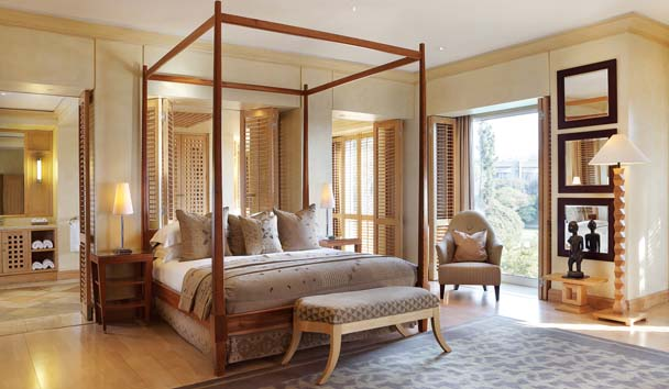 Saxon Hotel, Villas & Spa: One Bedroom Suite