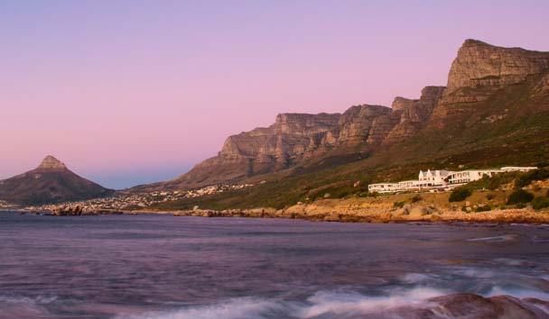 The Twelve Apostles Hotel and Spa: Mountainside Setting