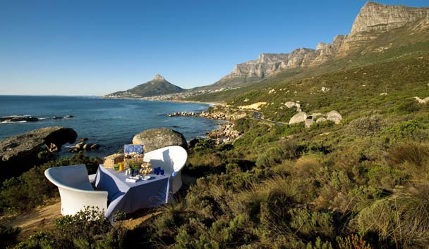 The Twelve Apostles Hotel and Spa: Picnic in the Mountain Range