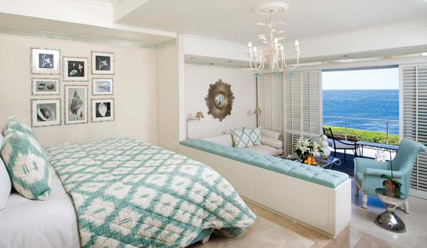The Twelve Apostles Hotel and Spa: Superior Sea Facing Room