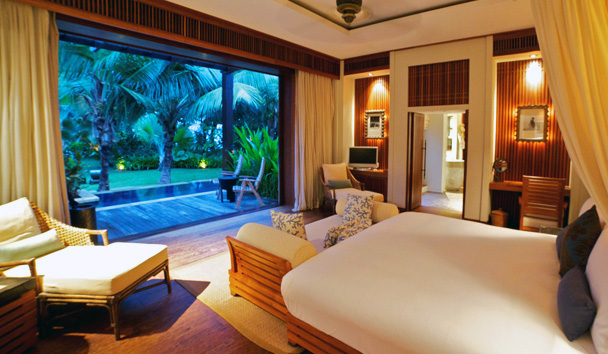 MAIA Luxury Resort & Spa: Ocean Front Villa