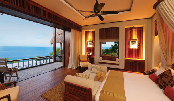 MAIA Luxury Resort & Spa: Ocean Panoramic Villa