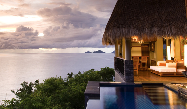 MAIA Luxury Resort & Spa: MAIA Signature Villa