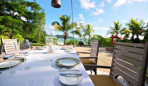 MAIA Luxury Resort & Spa: Tec Tec Restaurant