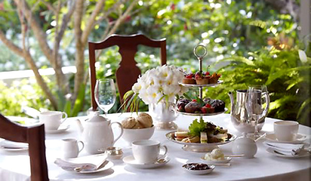 Amangalla: Afternoon Tea