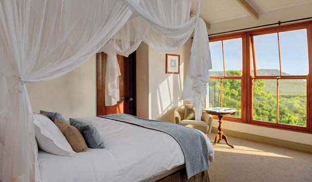 Garden Lodge Luxury Suite
