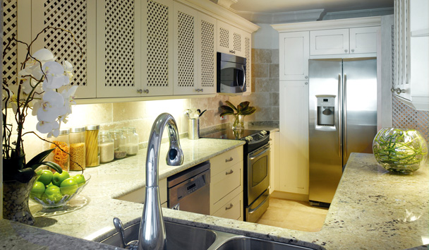 Saint Peter's Bay Luxury Resort & Residences: Kitchen