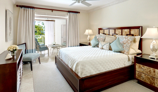 Saint Peter's Bay Luxury Resort & Residences: Double Bedroom