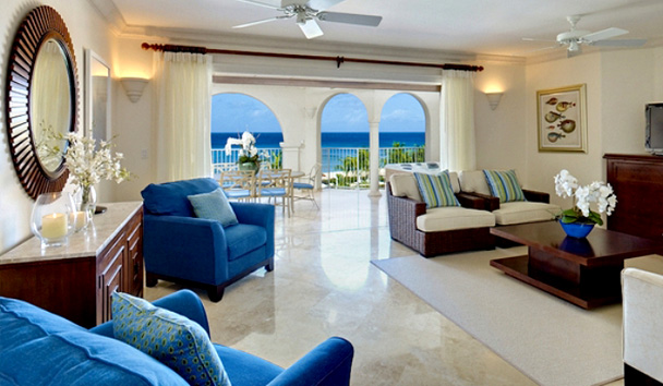 Saint Peter's Bay Luxury Resort & Residences: Lounge Area