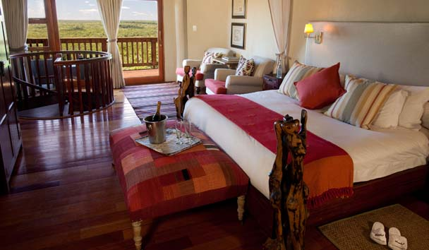 Ulusaba Private Game Reserve: Rock Lodge Rock Cliff Room