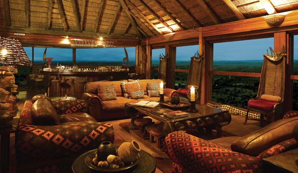 Ulusaba Private Game Reserve: Rock Lodge