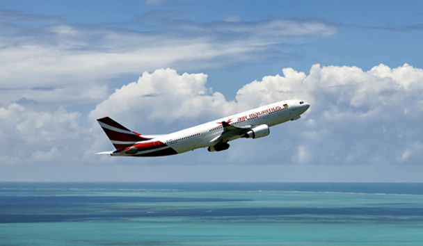 Flying Business Class With Air Mauritius