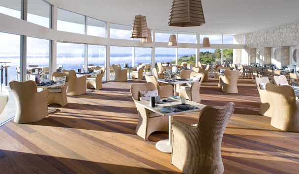 Southern Ocean Lodge: Dining Room